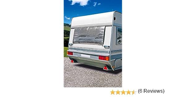 140x75 cm Brunner Caravan Roulotte Finestra Esterno ISO Thermo Matte
