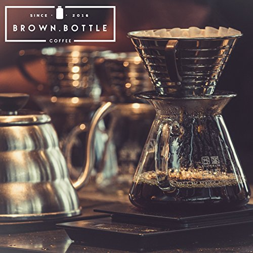 Medium Roast Sumatra Ground Coffee or Whole Beans | Perfect for Espresso Coffee Cafetiere Filter or Moka Pot | 100% Arabica Beans Speciality Coffee | RFA | Fair Trade Organic