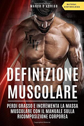 Zoom IMG-2 definizione muscolare perdi grasso e