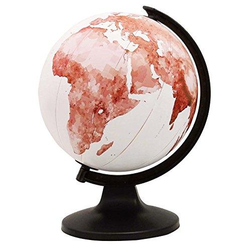"""Preisvergleich Produktbild Desktop-Rotating Globe Erde Geographie Weiß Ocean World mere 11.3"""""""