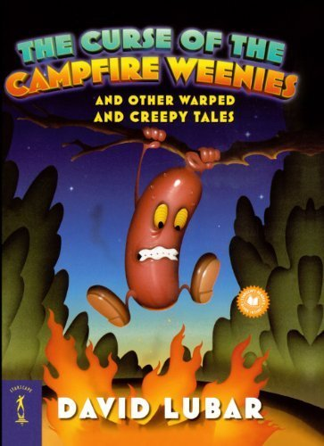 The Curse Of The Campfire Weenies (Turtleback School & Library Binding Edition) by David Lubar (2008-09-01)