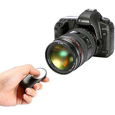 Keple | RC-6 Controlador inalámbrico disparador remoto para Canon EOS 6D cámara