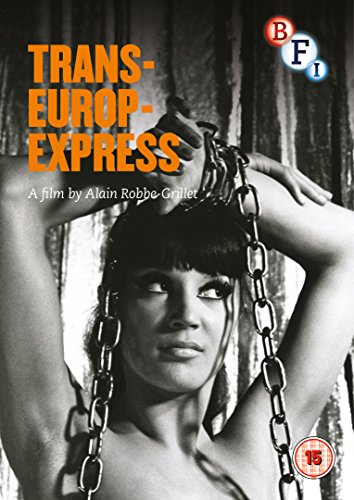 Bild von Trans-Europ-Express (DVD) [UK Import]
