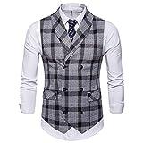 Best Uomo Camicie da sposa - Hibote Blazer Sociale da Sposa da Lavoro Slim Review