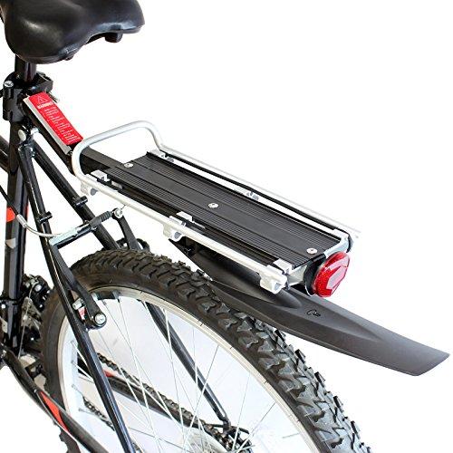 PedalPro Fahrrad-Schutzblech hinten, mit Reflektor (Tasche Possibles)