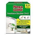Nexa Lotte Insektenschutz 3-in-1 Starterpackung,...