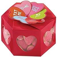 Treat Box Kit -Words Can Express Hexagon 3/Pkg preisvergleich bei billige-tabletten.eu