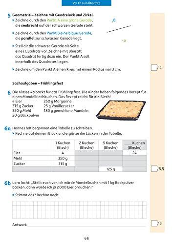 Groß Grammatik Einer Tabelle 4Klasse Zeitgenössisch - Arbeitsblätter ...