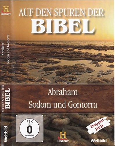 Preisvergleich Produktbild Auf den Spuren der Bibel - Abraham,  Sodom und Gomorra (Sammler Edition) [2 DVDs]
