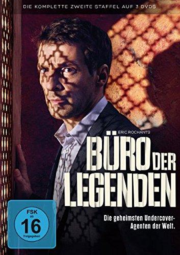Bild von Büro der Legenden - Die komplette zweite Staffel [3 DVDs]