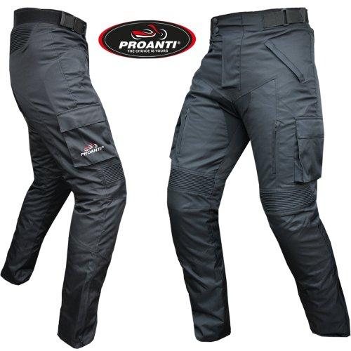 *Motorradhose Biker Hose Touring Sport Motorrad Textil Hose von PROANTI®*