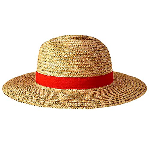 ABYstyle smirol003 – One Piece Luffy Sombrero de Paja 7b8168a441d