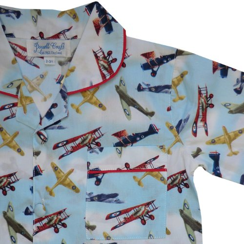 Powell Craft Douglas Pigiama Di aerei da