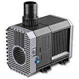SunSun CHJ-4500 ECO Pompe de bassin étang jusqu'à 4500l/h 65W