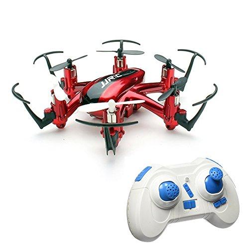 Preisvergleich Produktbild JJRC H20 Mini-Drone mit Headless-Modus Ein Schlüssel zur Rückkehr 2.4G 4CH 6Axis 3D Tumbling RTF (RED)