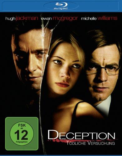 Deception - Tödliche Versuchung [Blu-ray]