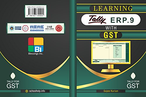 Learning Tally ERP 9 with GST