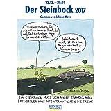 Steinbock 2017: Sternzeichen-Cartoonkalender