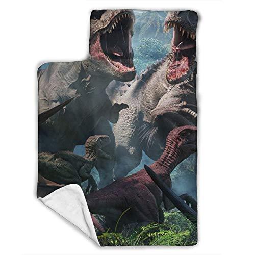 Yaitty Dinosaurs Jurassic Jungle Forest - Colchoneta