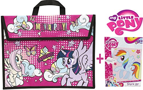 bundle-characters-school-book-bags-for-kids-children-plus-free-mlp-sequin-art-kit-for-reception-year
