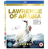 Lawrence of Arabia (Blu-ray + UV Copy) [1962] [Region Free]