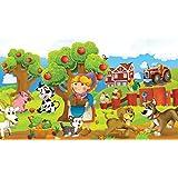 Fototapete kinderzimmer bauernhof  Suchergebnis auf Amazon.de für: fototapete bauernhof: Baumarkt