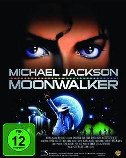 Moonwalker (limitiertes Steelbook - exklusiv bei Amazon.de) [Blu-ray]