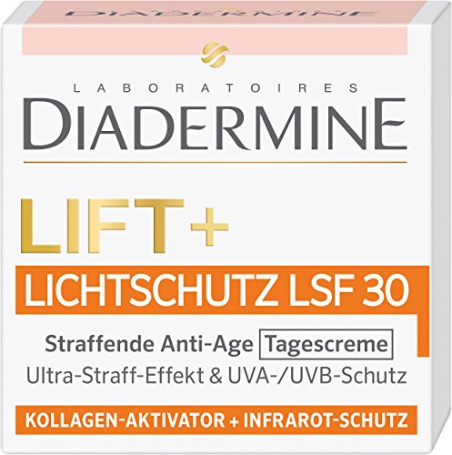 Diadermine Tagescreme Lift+ Lichtschutz LSF 30, 3er Pack (3 x 50 ml)
