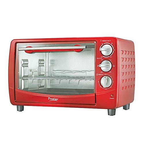 Prestige POTG 28 RED 1380-Watt Oven Toaster Grill