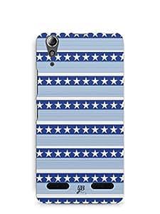 YuBingo Stars and Stripes Mobile Case Back Cover for Lenovo A6000