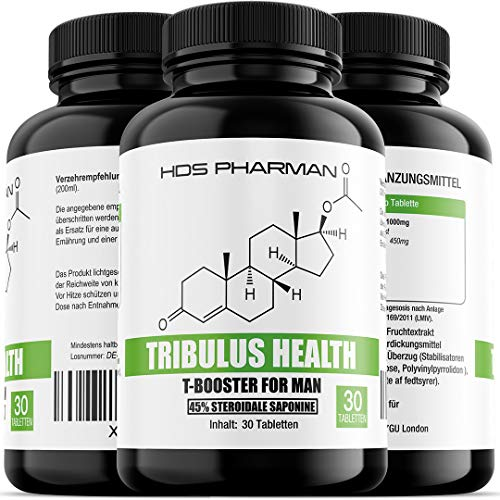 Tribulus Health 45% steroidale Saponine   Burzeldorn