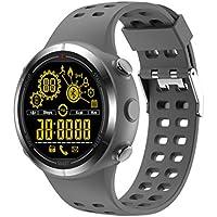 samLIKE 丨 EX32 Smart Watch 丨 Schrittzähler 丨 Remote-Kamera 丨 Anruferinnerung 丨 Kalorienverbrauch Rekord 丨 243MM x 22MM 丨【 Design für Sportbegeisterte ⭐️】