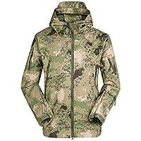 Webetop giacche uomo shark skin Tactical softshell giacca impermeabile per
