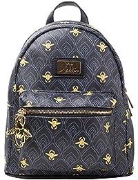 d6fbec67606 Bioworld Disney Aladdin All-Over Print Ladies Mini Backpack Mochila Tipo  Casual 26 Centimeters 20