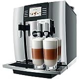 JURA GIGA 5 Independiente Totalmente automática Máquina espresso 2.6L 20tazas Negro, Cromo - Cafetera
