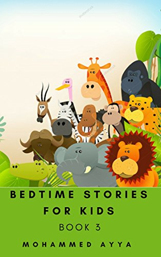 Bedtime Stories For Kids A Collection Of Ilrated Short Book