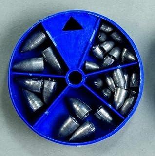 Spro Rubber T-Stopps Gummistopper f/ür Bulletblei 10 Stopper f/ür Bullet Gewichte f/ür Carolina Rig