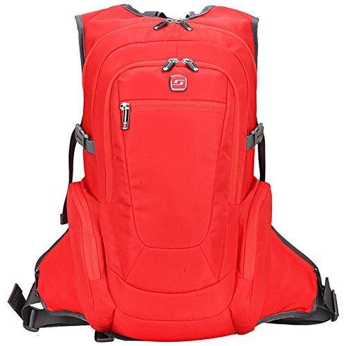 Winkee-BB4336R-Mochila-de-transporte-para-ordenador-porttil-146-Rojo