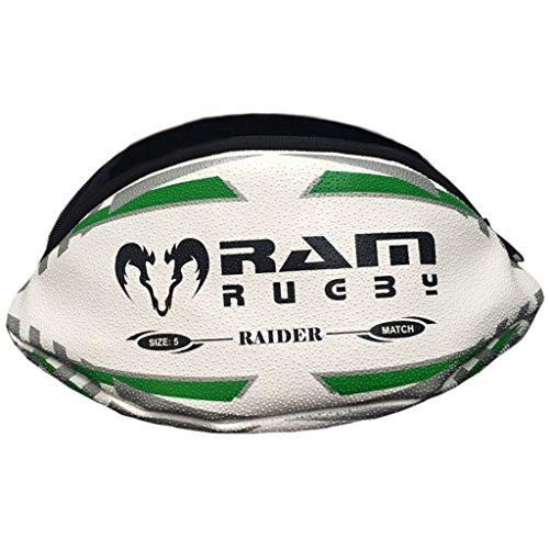 Emerald Spas (Rugby Ball Bleistift Fall–Echte Rugby Ball Material–perfekt im Adventskalender für Sport Fans, Emerald_)
