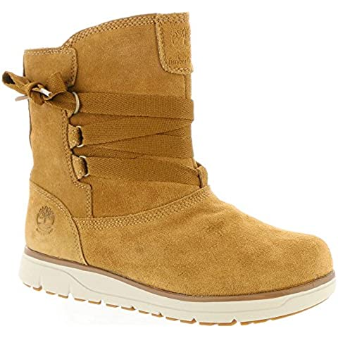 Timberland Leighland Pull On - Botas Mujer - WP beige 2016