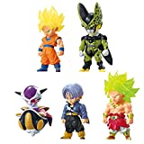 Dragon Ball Adobaji 10 pcs Candy Toys & gum (Dragon Ball)