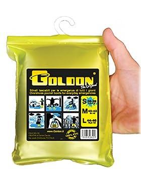 Salvascarpa Impermeabile Goldon protegge da acqua, fango e neve