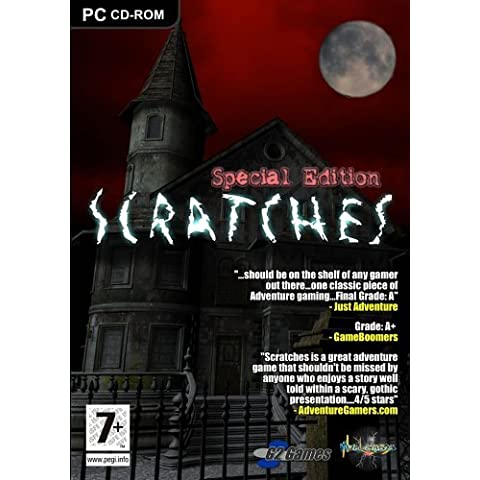 Scratches (PC CD) by G2 Games