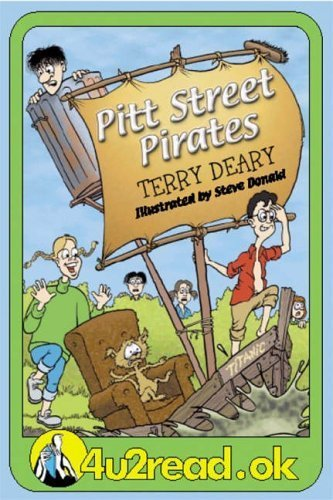 et Pirates by Terry Deary (2004-09-06) (Pitts Pirates)