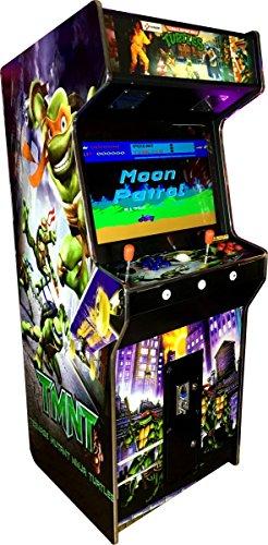US-Way e.K. G966T Arcade Video Macchina per Videogiochi TV Cabinet Automat 3500 Giochi Jamma Games Machine