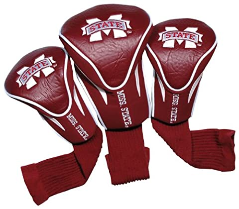 NCAA Mississippi State Bulldogs 3 Pack Contour Golf Club