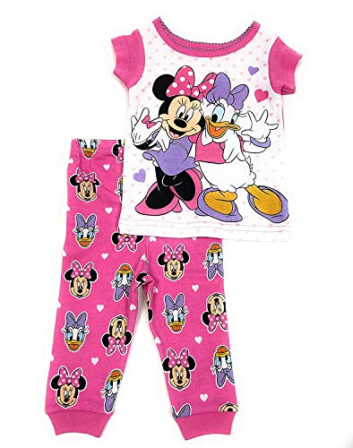 Disney Baby 2pc Baby Girl Minnie Mouse Pjs 18 Months 1a4e15d4b