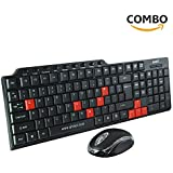 Quantum QHM8810 Keyboard with Mouse (Black)