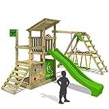Spielhaus Kinderspielhaus Smoby Fatmoose Holz Plastik Drinnen