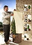 Bio Green Winterschutz Kübelpflanzensack, beige, super Stark , XXL 240 x 200 cm - 5